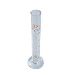 Стеклянный мерный цилиндр 50 мл