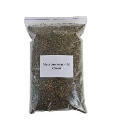 Мята (молотая) 100 грамм