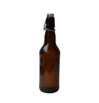 Бутылка с бугельной пробкой 0,5 литров